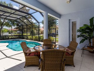 Homestead Mulberry - 3/2, Pvt Screened Pool/Spa, FREE Waterpark Access