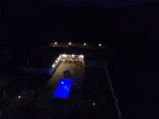 Hotel rural Finca El Romeral, Habitación Encina, Alpera