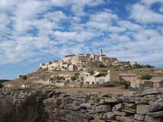 Comfort and great views in rural Catalonia, Fores