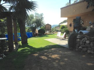 PRECIOSA CASA CON JARDIN y VISTA AL MAR, Lloret de Mar