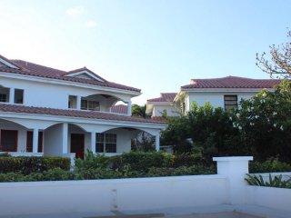 Ocean view beach front villa, San Pedro
