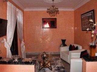 Appartement vaste tout équipé, Marrakech