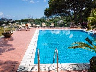 Ischia - Villa Belvedere con Piscina - max 14 Pax, Ischia Porto