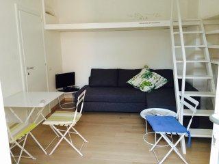 Luminoso miniappartamento/monolocale (25mq)