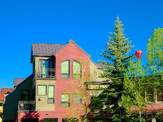 Cimarron Lodge #1. HUGE VIEWS!! SKI IN&OUT/LOCATION/FIREPLACES. Sleeps 4., Telluride