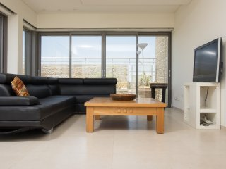Amazing Apt. on City Center! up to 10-12 people!, Jerusalén