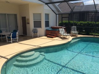 Windsor Palms 4/3 Pr. Pl., Hot Tub, Jacuzzi/Games, Kissimmee