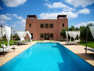 Marrakech Riad to rent with private pool
