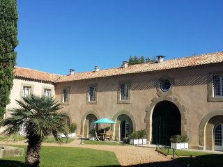 South of France 3 Bdrm with 3 Terraces and Pool, La Redorte