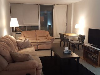 3 1/2 appartment, 1 bed room, Montreal