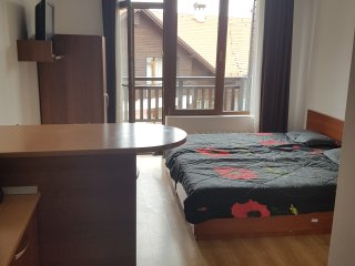 Sermiramida gardens studio for rent, Borovets