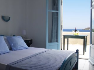 Blue and Sea Deluxe apartment, Drios