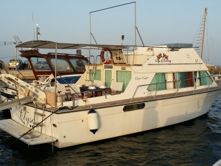 Elysa Houseboat 4 sleeps in Marzamemi