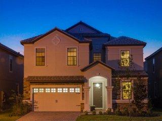 8Bd ChampionsGate ResortPool Hm-GmRm,WiFi-Fr$280nt, Orlando