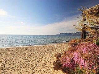 Appartamento in tonnara sulla spiaggia