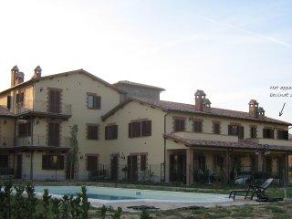Appartamento Pia voor een zorgeloze vakantie, Tuoro sul Trasimeno