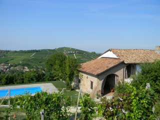 Residenza Cà d´Masseu - Winefarm holidays - Apartment Nizza