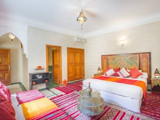 La suite orange, Marrakech
