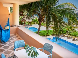 2BR Apartment with ocean view B2, Puerto Aventuras