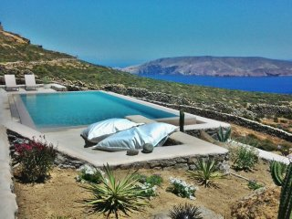 Villa Ares, Mykonos-Stad