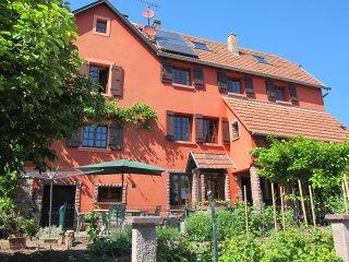 Gite la ferme   en Alsace proche Strasbourg