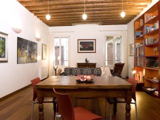 Très bel appartement spacieux Campo San Polo