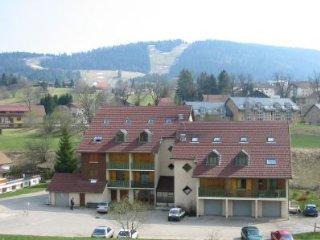 Duplex 2 étoiles à Métabief