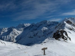 A wonderful ski area