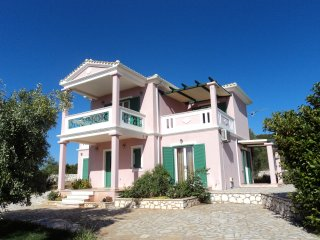 Charming luxury villa Danae - panoramic sea view