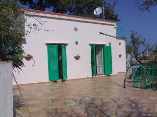 Casa con terrazza e giardino sul mare, Cefalú
