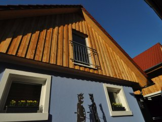 AUSFAHRT FREIBURG - Haus Hannah