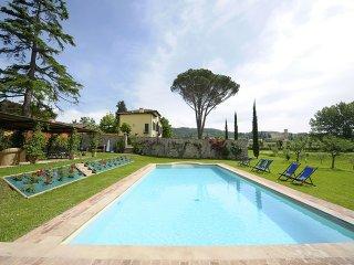 Villa del 1700 con piscina privata a Lucca