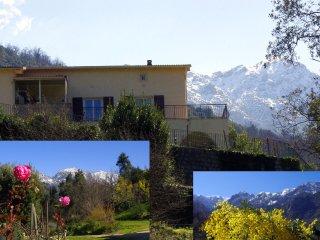 gde location pour 6 personnes vue montagnes, Ucciani