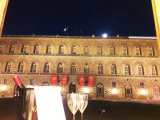 Pitti casa vista privilegiata, Florence