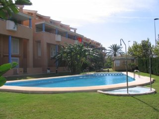 Well appointed apartment, Javea