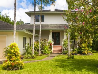 Heavenly Hanalei Home