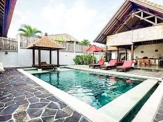 Tropical 3 bedrooms Villa Canggu