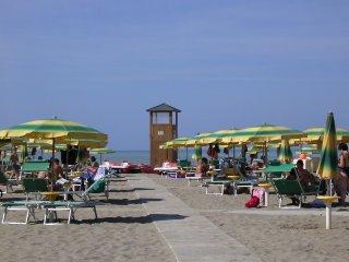 appartamento a 150m dalla spiaggia
