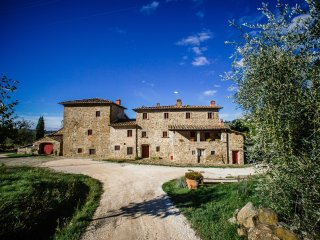 FARMHOUSE NEAR FLORENCE -  BOTTI, Pelago