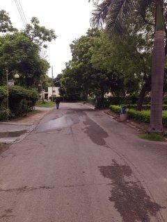 A peaceful and a quiet neighbourhood