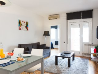 Great 4 bedrooms Sagrada Familia, Barcelona