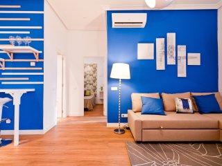 Santa Ana Classy, 2 bedroom, 6 people, 80 m2, Madrid