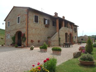 Apartment for vacation in B&B close to Pienza Italy Tuscany