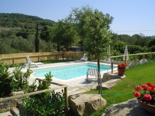Villa with 8 sleeping places, Montalcino
