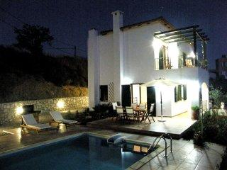 Villa Anemos, Rethymno, Crete, Kastellos
