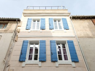Amazing Terrace Views, Historic, Arty, City Centre, Arles