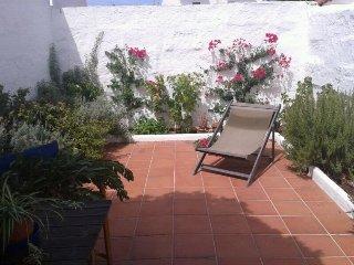 Preciosa casa de pueblo en Menorca-Fornells