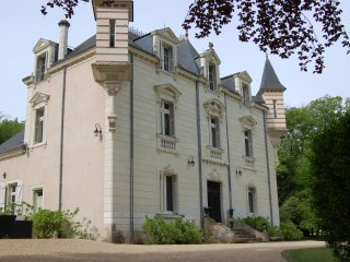 Chateau La Perriere - Sleeps 12, Chinon