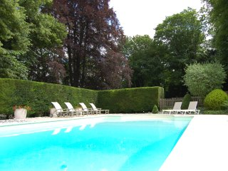Chateau La Perriere - Sleeps 12 - As featured in Women and Home Feb 2017
