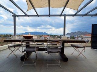 Aegina Bed and Culture-B&B Hotel Apartment 2 bedr, Perdika